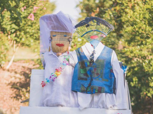 Le mariage de Vincent et Gaëlle à La Romieu, Gers 137