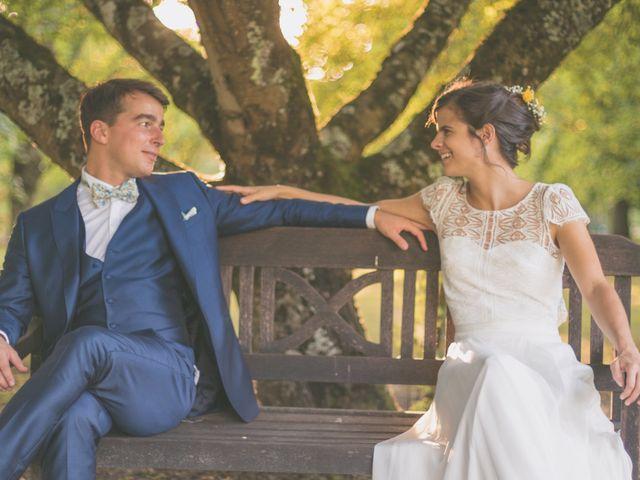 Le mariage de Vincent et Gaëlle à La Romieu, Gers 180