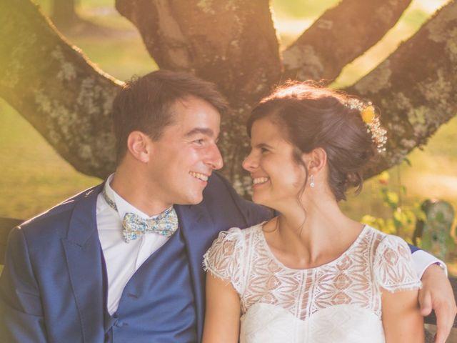 Le mariage de Vincent et Gaëlle à La Romieu, Gers 181