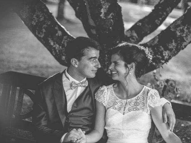 Le mariage de Vincent et Gaëlle à La Romieu, Gers 182