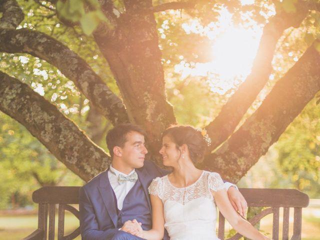 Le mariage de Vincent et Gaëlle à La Romieu, Gers 183