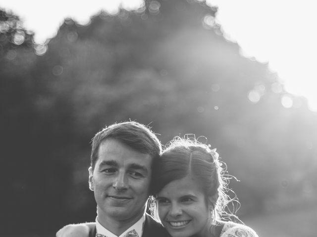 Le mariage de Vincent et Gaëlle à La Romieu, Gers 187