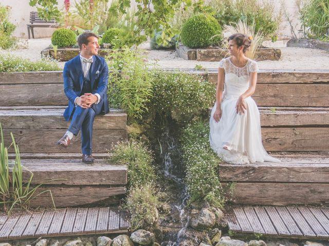 Le mariage de Vincent et Gaëlle à La Romieu, Gers 190