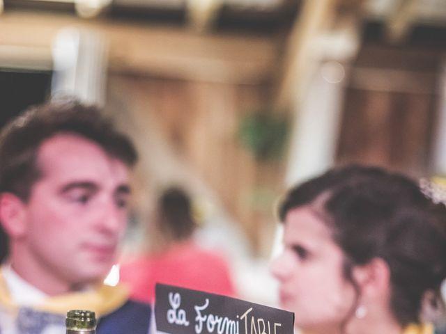 Le mariage de Vincent et Gaëlle à La Romieu, Gers 223
