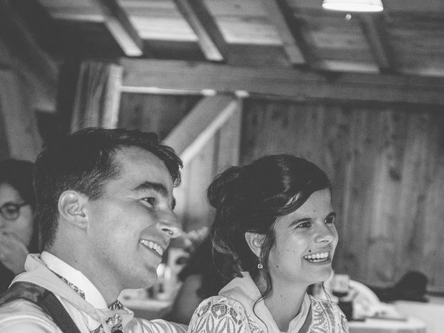 Le mariage de Vincent et Gaëlle à La Romieu, Gers 231