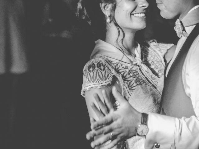 Le mariage de Vincent et Gaëlle à La Romieu, Gers 246