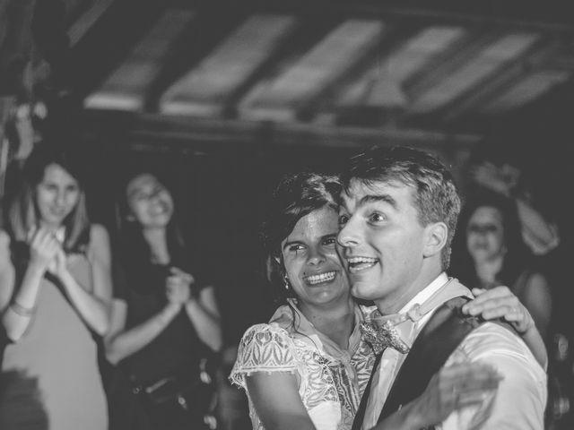 Le mariage de Vincent et Gaëlle à La Romieu, Gers 248