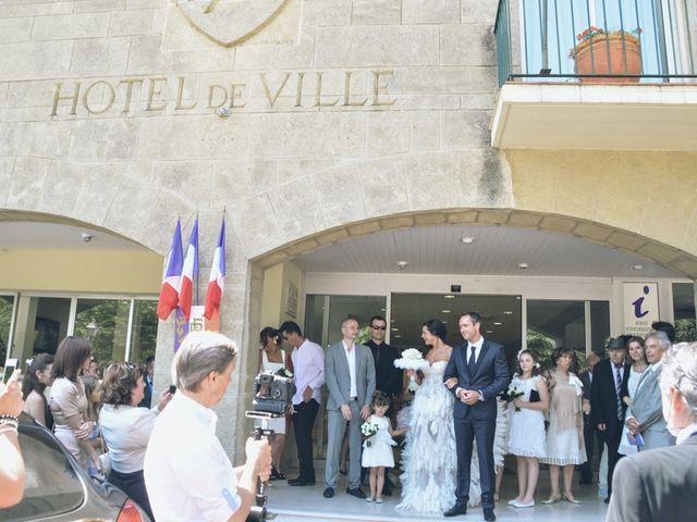 Le mariage de Airwan et Sophie à La Garde, Var 8