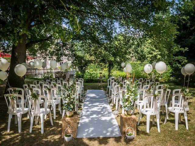 Le mariage de Kévin et Jennifer à Saint-Benoît, Vienne 18
