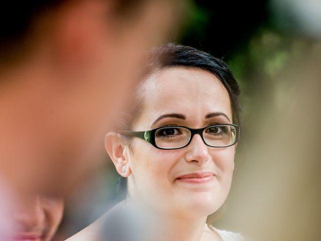 Le mariage de Kévin et Jennifer à Saint-Benoît, Vienne 22