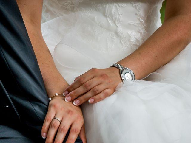 Le mariage de Kévin et Jennifer à Saint-Benoît, Vienne 23