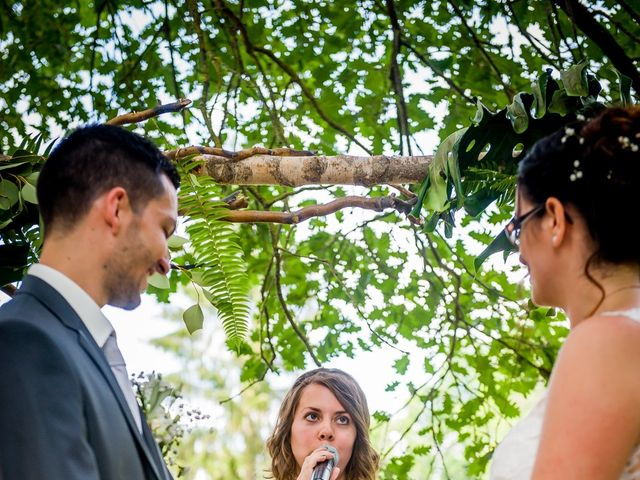 Le mariage de Kévin et Jennifer à Saint-Benoît, Vienne 28