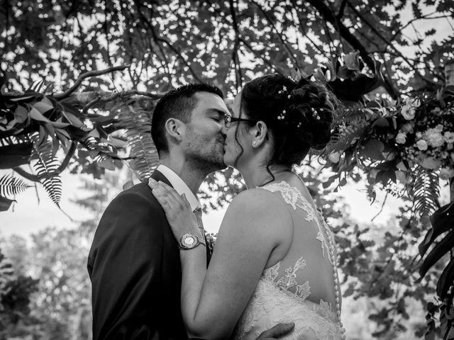 Le mariage de Jennifer et Kévin