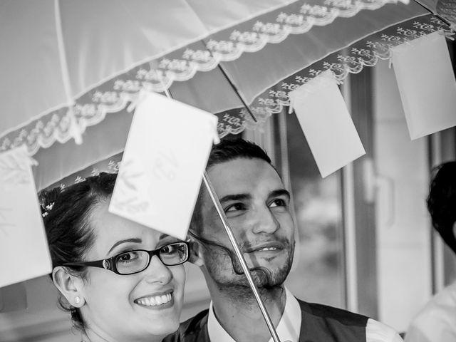 Le mariage de Kévin et Jennifer à Saint-Benoît, Vienne 50