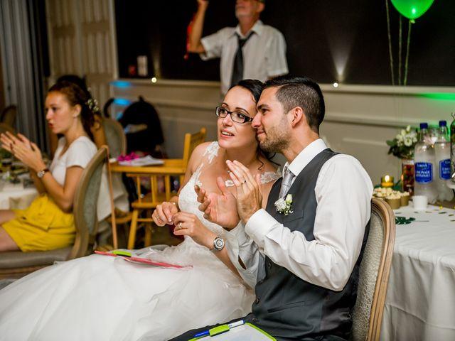 Le mariage de Kévin et Jennifer à Saint-Benoît, Vienne 53