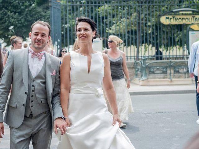 Le mariage de Julie et François  à Paris, Paris 5