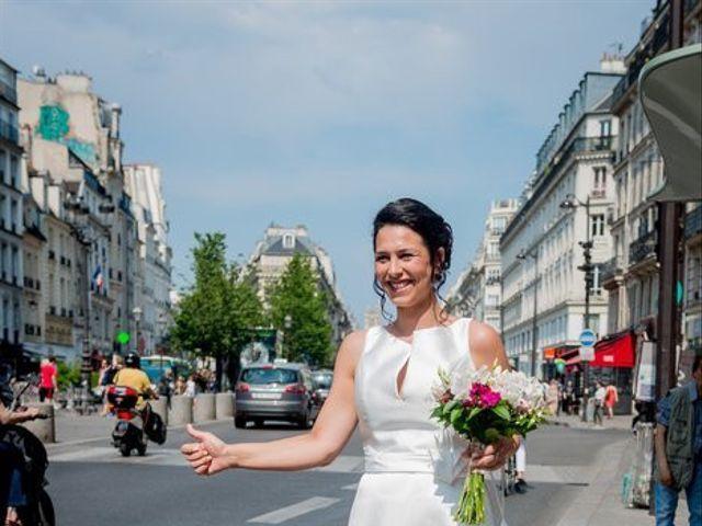 Le mariage de Julie et François  à Paris, Paris 7