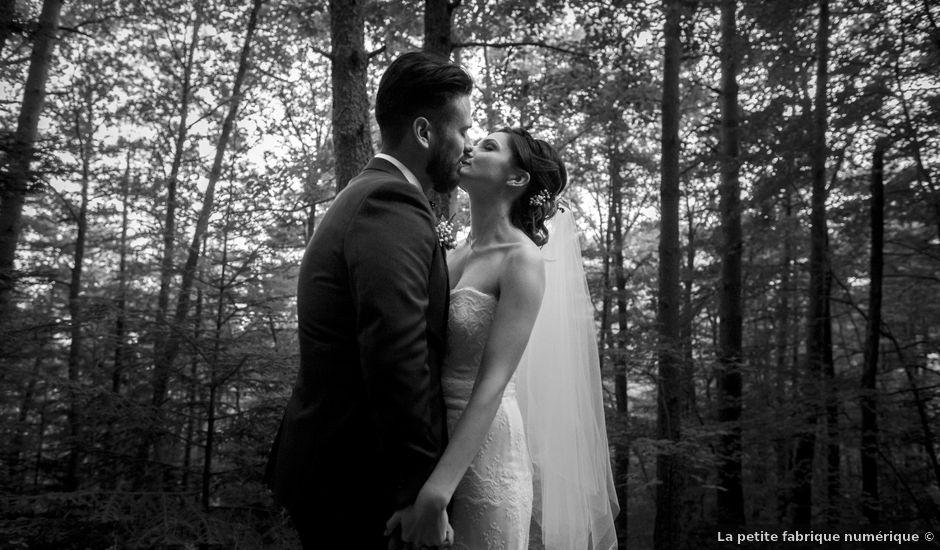 Le mariage de Gustavo et Marion à Lalouvesc, Ardèche