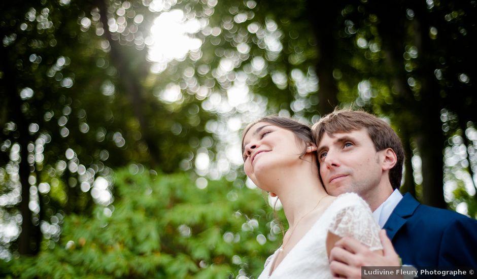 Le mariage de Nathan et Mathilde à Friaucourt, Somme