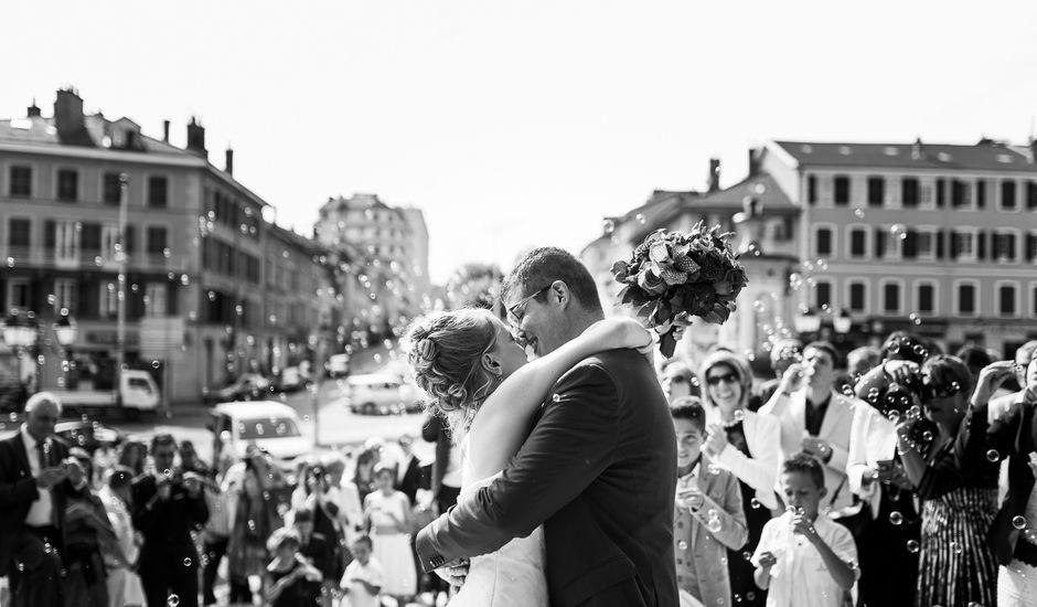 Le mariage de Tifany et Nicolas à Voiron, Isère