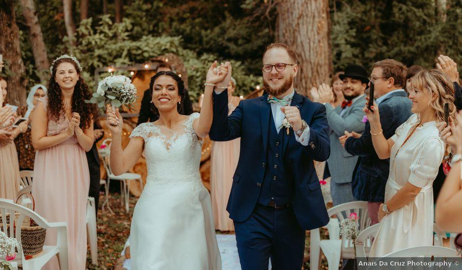 Le mariage de Vincent et Fatima-Zahra à Orléans, Loiret