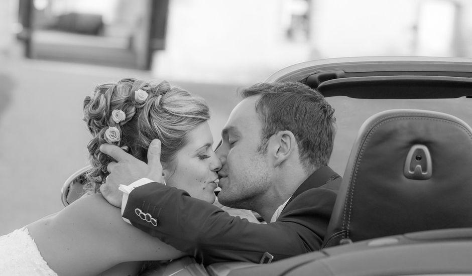Le mariage de Chris et Mathilde à Chevillon, Yonne