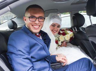 Le mariage de Nora et Mohamed 1