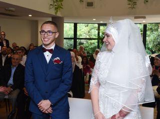 Le mariage de Nora et Mohamed 3