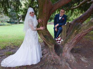 Le mariage de Nora et Mohamed