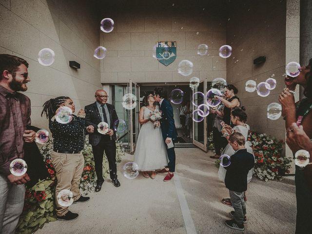 Le mariage de Romain et Gabrielle à Saint-Ouen, Loir-et-Cher 5