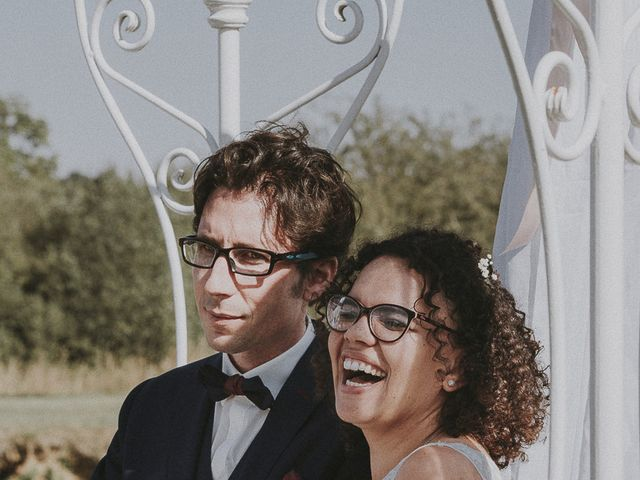 Le mariage de Romain et Gabrielle à Saint-Ouen, Loir-et-Cher 8