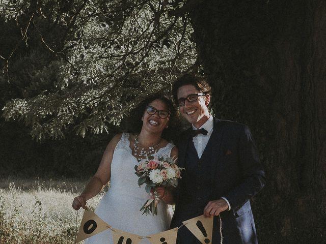 Le mariage de Romain et Gabrielle à Saint-Ouen, Loir-et-Cher 10