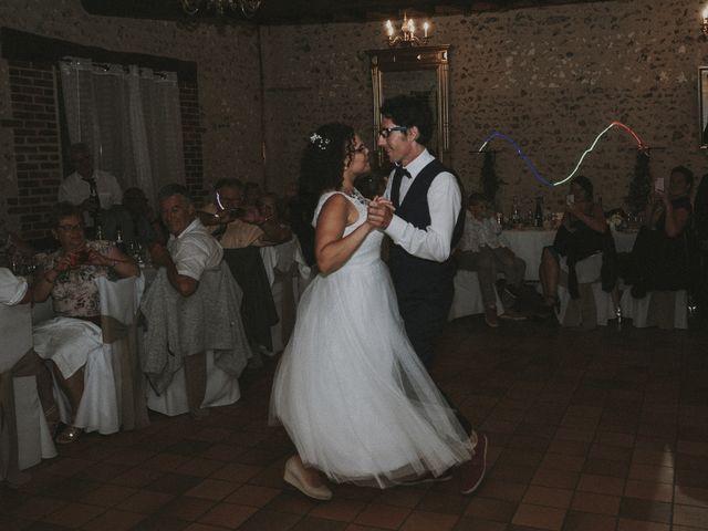 Le mariage de Romain et Gabrielle à Saint-Ouen, Loir-et-Cher 16