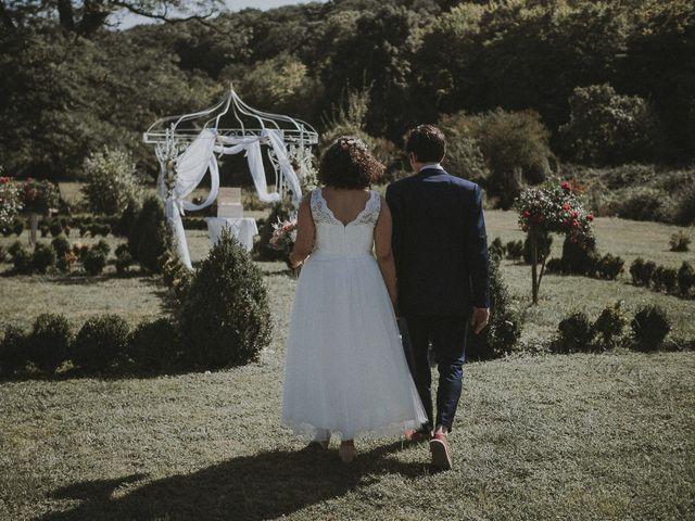 Le mariage de Romain et Gabrielle à Saint-Ouen, Loir-et-Cher 17
