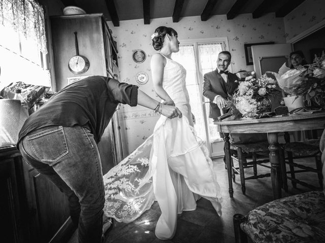 Le mariage de Stéphane et Marie à Tulle, Corrèze 4