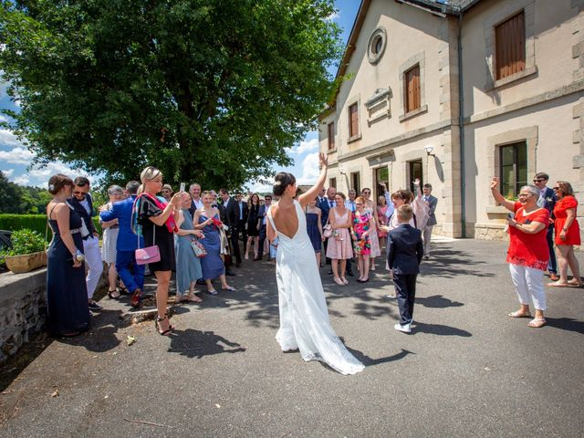 Le mariage de Stéphane et Marie à Tulle, Corrèze 16