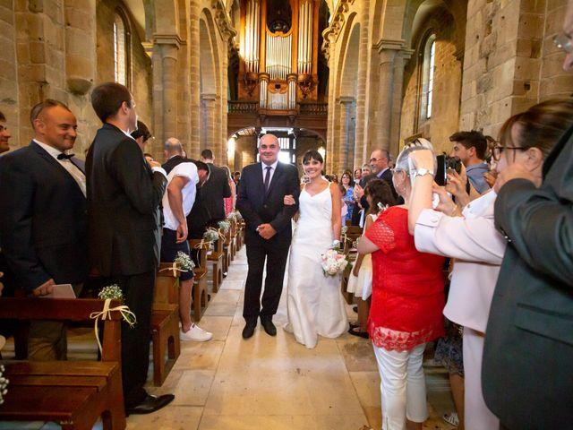Le mariage de Stéphane et Marie à Tulle, Corrèze 35