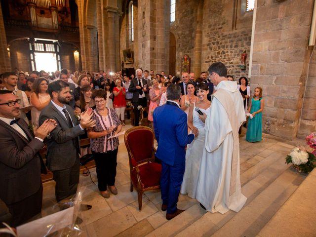 Le mariage de Stéphane et Marie à Tulle, Corrèze 42