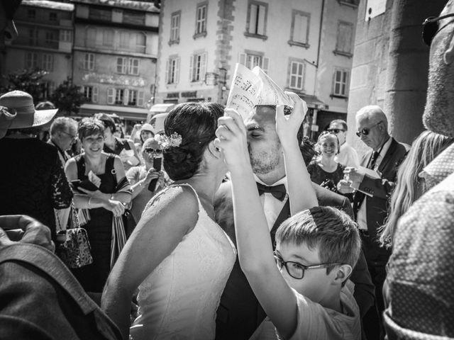 Le mariage de Stéphane et Marie à Tulle, Corrèze 49