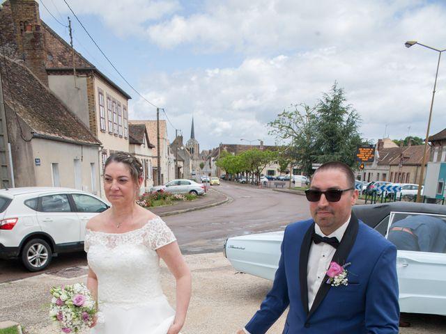 Le mariage de Alexandre et Sandra  à Chéroy, Yonne 13