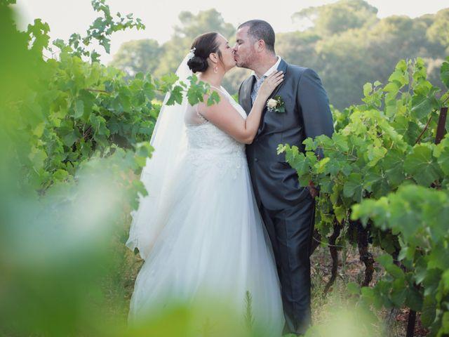 Le mariage de Elodie et Damien