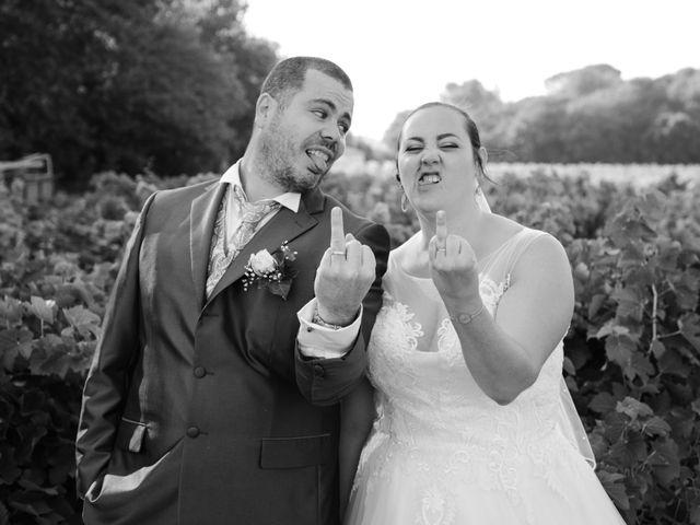 Le mariage de Damien et Elodie à Lattes, Hérault 12