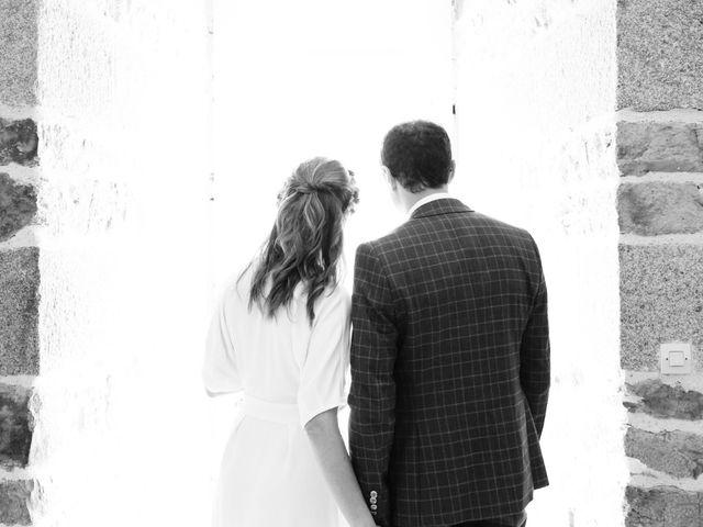 Le mariage de Clément et Marie-Hélène à Granville, Manche 14