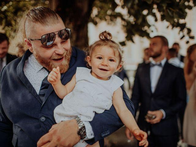 Le mariage de Victor et Pauline à Miribel, Ain 15