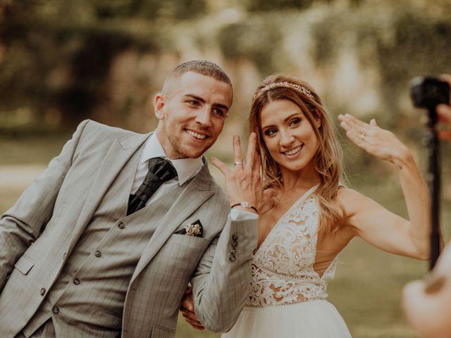 Le mariage de Victor et Pauline à Miribel, Ain 34