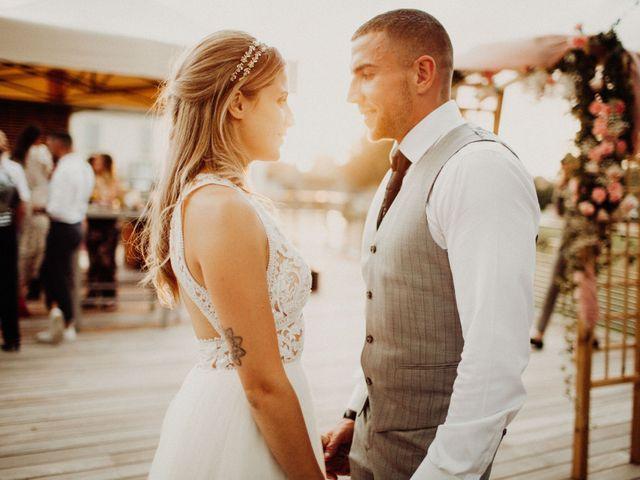 Le mariage de Victor et Pauline à Miribel, Ain 38