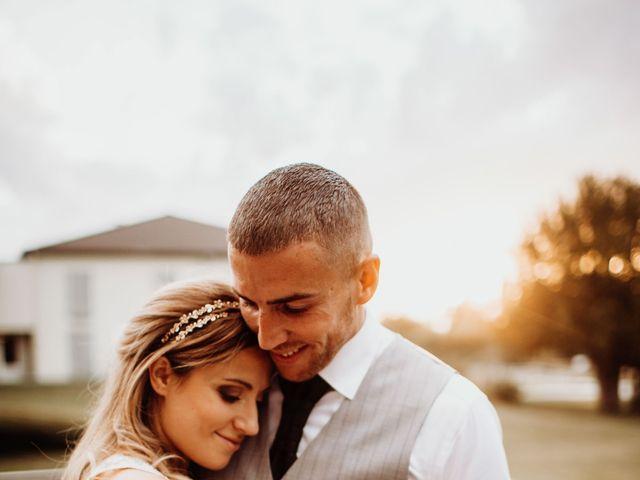 Le mariage de Victor et Pauline à Miribel, Ain 39