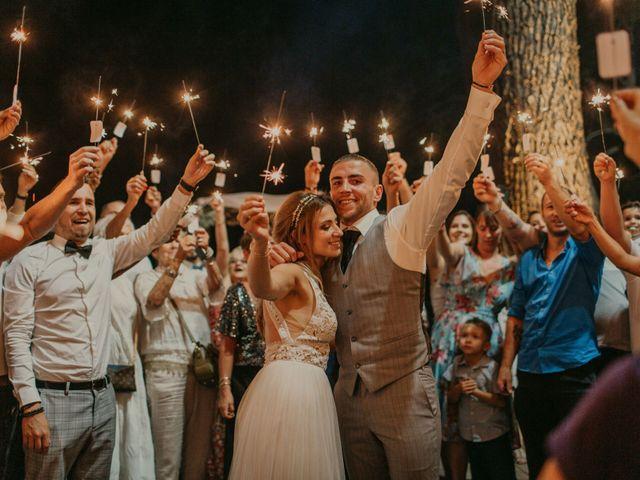 Le mariage de Victor et Pauline à Miribel, Ain 1