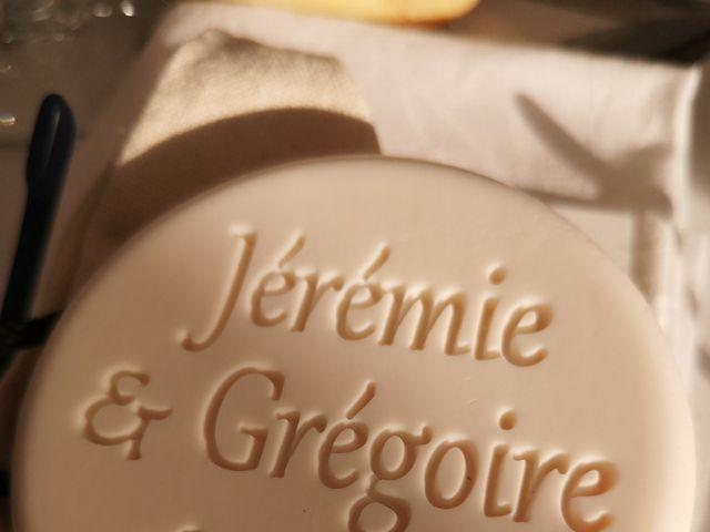 Le mariage de Jérémie et Grégoire à Saint-Valérien, Yonne 15