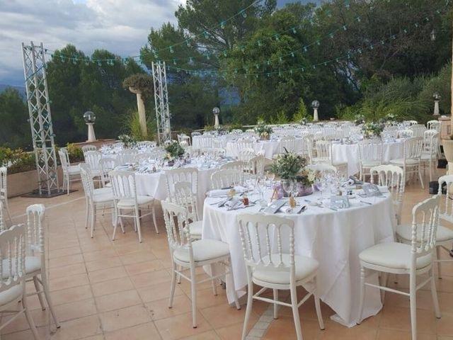 Le mariage de caroline et fayssal à Mougins, Alpes-Maritimes 4